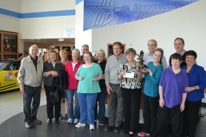 BH Waltrip Award