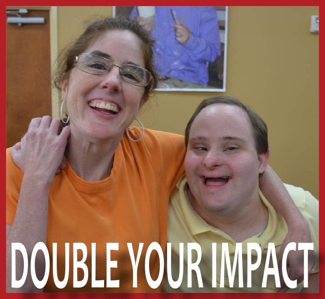 double your impact logo